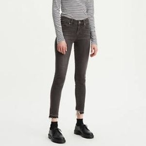 LEVI'S | Something's Going on - Grey 711 Skinny 31